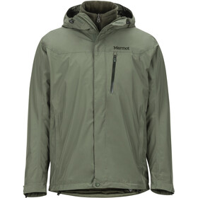 Marmot Ramble Component Jas Heren, crocodile/rosin green